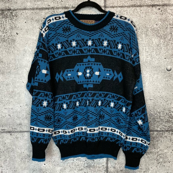 Vintage Sweaters - Vintage // Knit Sweater